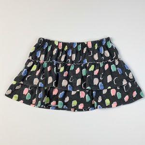 Circo Navy Skirt sz S 6-6x Girls